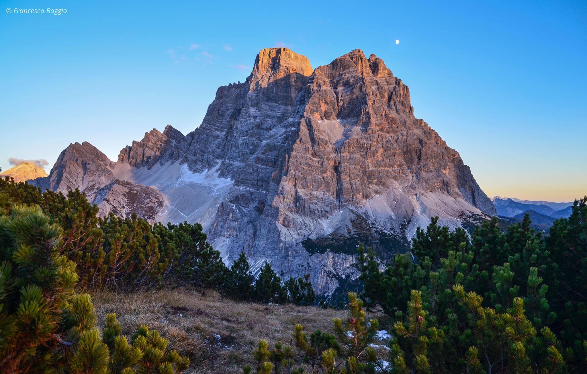 Monte Pelmo (foto di Francesca Baggio)