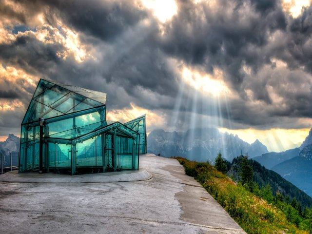 Museo delle Nuvole – Monte Rite